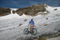In bici sul Monte Rosa
